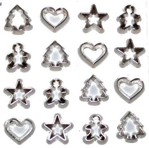 Price comparison product image Dress It Up 4253 Mini Cookie Cutters Embellishment