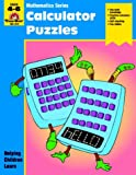 Calculator Puzzles, Thomas Camilli, 1557994749