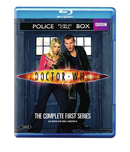 Blu-ray : Doctor Who: The Complete First Series (Dolby, AC-3, 3 Disc)