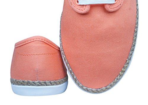 Adidas Originali Adria Ps Espadrile Scarpe Da Donna / Scarpe Arancione
