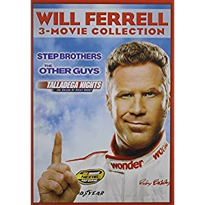 Will Ferrell 3-Movie Collection: The Other Guys / Step Brothers / Talladega Nights: The Ballad of Ricky Bobby | NEW COMEDY TRAILERS | ComedyTrailers.com