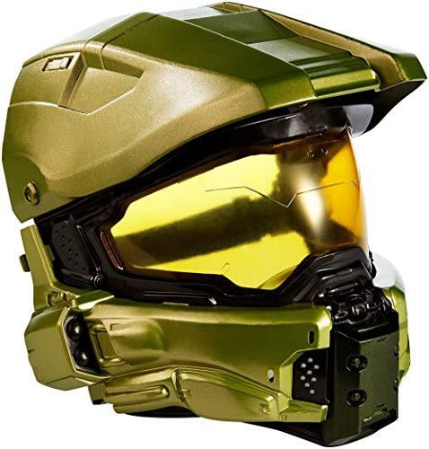 Hot Wheels Halo Master Chief Tactical Helmet Toy -