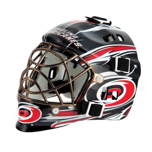 fan products of Franklin Sports NHL League Logo Carolina Hurricanes Mini Goalie Mask