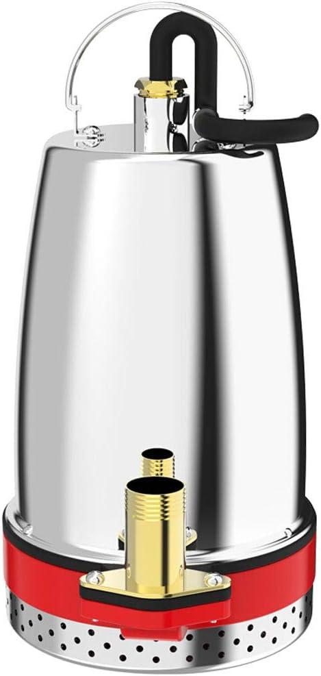 RKY Bomba de agua Bomba sumergible de CC Bomba 12V / 24V / 48V / 60V bomba de gran caudal bomba de agua clara bomba autocebante fuente pequeña bomba de aspersión (impulsor de acero inoxidable) /-/