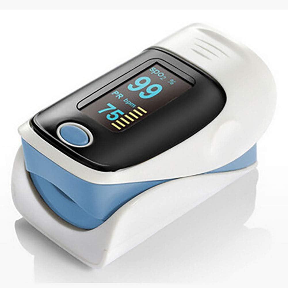 SJZV Oxímetro de Pulso de Dedo Portátil Utilizado para Medir El Latido del Corazón