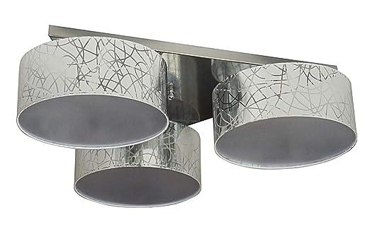 Lámpara de techo - WeRo Diseño Malaga de 020B: Amazon.es ...