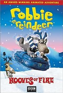 Robbie The Reindeer In Hooves Of Fire by BBC Warner