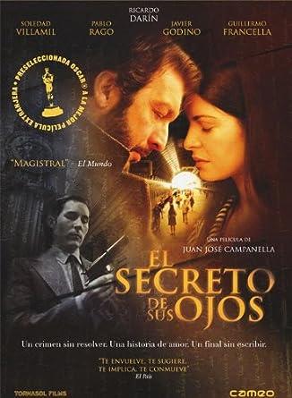 El Secreto De Sus Ojos [Blu-ray]: Amazon.es: Ricardo Darín
