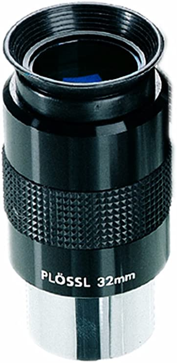1,25 Oculare da 6,3 mm Skywatcher serie SP Super Plossl colore: Nero