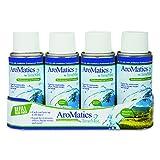 TimeMist 1047356 AroMatics Refill, Meadow Breeze, 3oz Aerosol (Pack of 4)