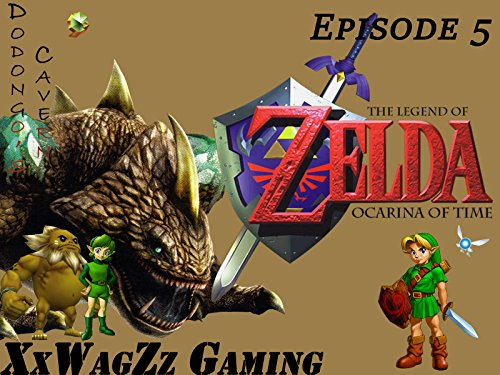 Mighty Ruler - Clip: The Legend of Zelda Ocarina of Time Episode 6