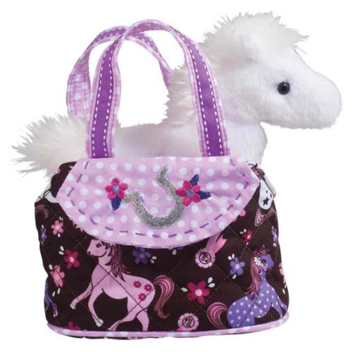 Pink Filly Tote