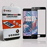 Ultimate Shield Proteggi Schermo Premium Vetro Temperato (nero) per OnePlus 3T/3