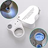 Best Loupes - BABAN Illuminated Jewelers Loupe Magnifier With LED Lighting Review