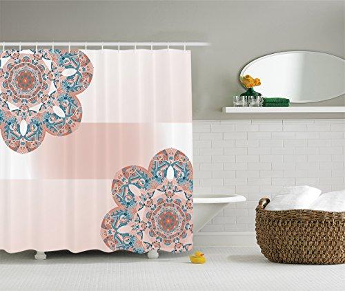 Oriental Mandala Decor Collection, Snowflake Decorative Design