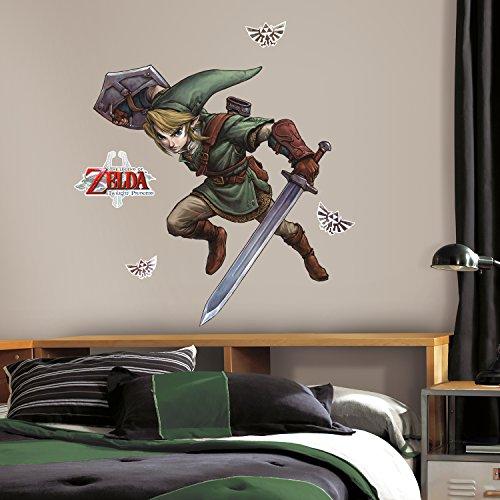 Zelda Wall - 5