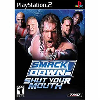 Amazon com: WWE Smackdown! Shut Your Mouth: Unknown: Video Games