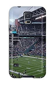 New Style seattleeahawksporttadium architectureuildinguildingsport NFL Sports & Colleges newest Samsung Galaxy S5 cases