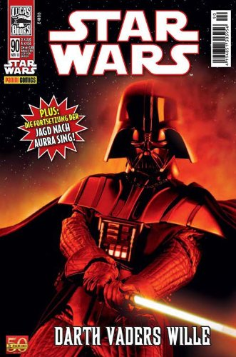 Star Wars #90 - Darth Vaders Wille (2011, Panini)