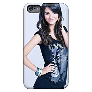 durable phone skins Protective Cases covers iphone 5C - victoria justice