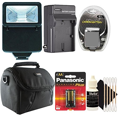 Price comparison product image Replacement LP-E8 Battery Top Accessory Kit for CANON EOS Rebel T2i,  T3i or T4i