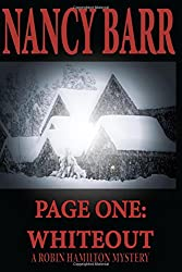 Page One: Whiteout (Robin Hamilton Mystery)