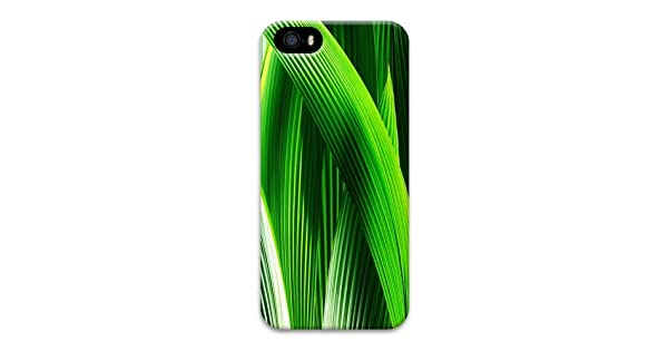 Amazon.com: Custom Case for iPhone 5s and iPhone 5 Green ...