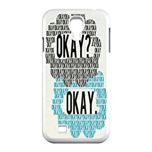 Okay the Fault in Our Stars- John Green Hard Case for Samsung Galaxy S4 I9500 ATR005301