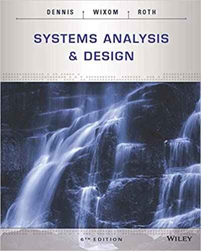 Amazon systems analysis and design 6th edition ebook alan amazon systems analysis and design 6th edition ebook alan dennis barbara haley wixom roberta m roth kindle store fandeluxe Gallery