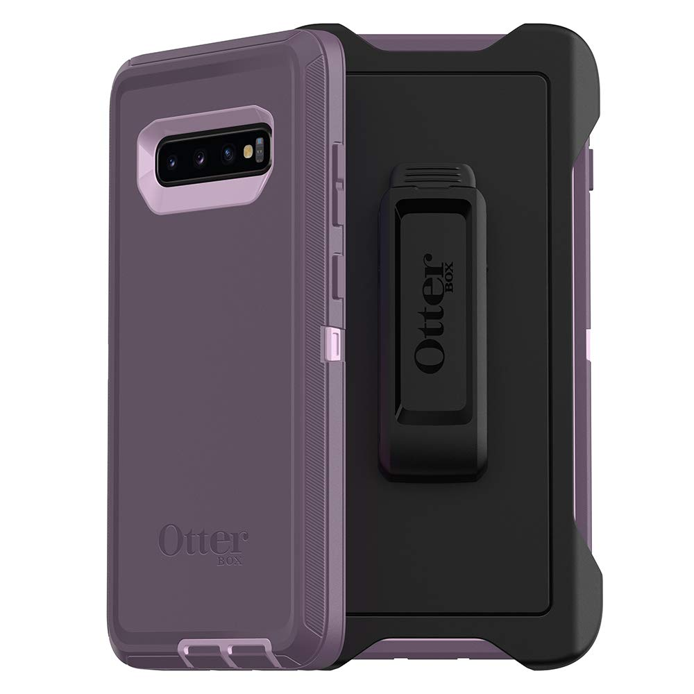 Funda Otterbox Defender Samsung S10 Plus Purple Nebula Winso