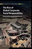 img - for The Rise of Global Corporate Social Responsibility: Mining and the Spread of Global Norms (Business and Public Policy) by Professor Hevina S. Dashwood (2014-08-21) book / textbook / text book