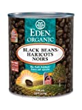 Eden Foods Organic Black Beans, 796 ml