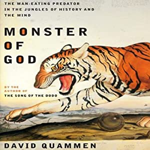 Monster of God Audiobook
