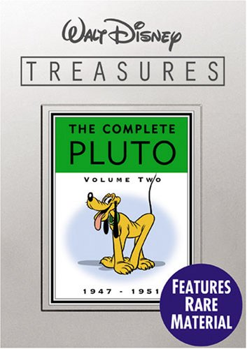 Walt Disney Treasures - The Complete Pluto, Volume Two by Buena Vista Home Video