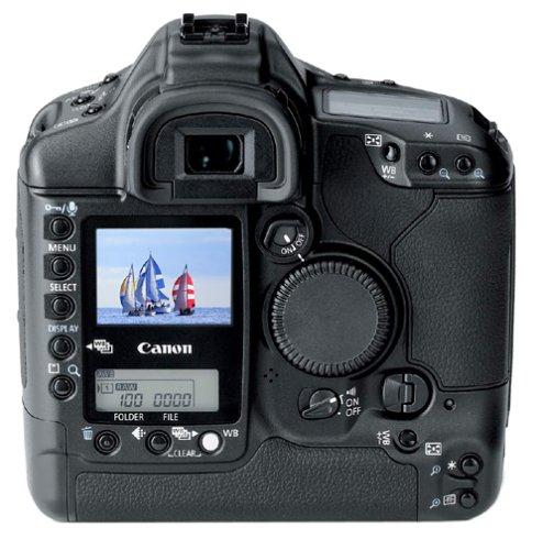 51BCNXNPRQL - Canon EOS-1DX Mark II DSLR Camera (Body Only)