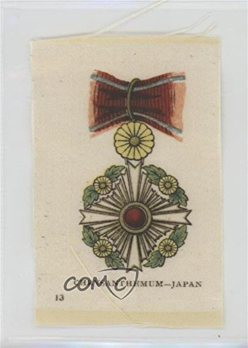 chrysanthemum-trading-card-1915-itc-military-medals-silks-tobacco-base-13