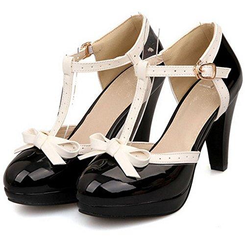 Klassisk Ekstra Orsay Hæler Stropp Fargene D Damene Svart Størrelsene T 11 Sandaler Coolcept Iw8xfBq