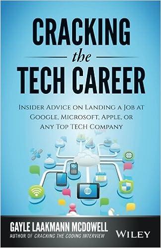 Cracking the Tech Career: Insider Advice on Landing a Job at Google ...