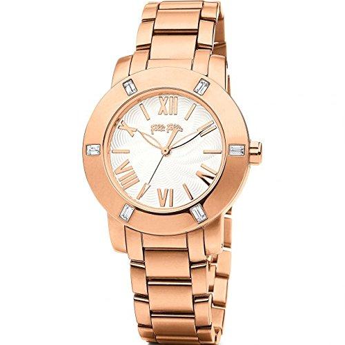 Señoras brazalete Folli Follie Donatella reloj 6015.1553