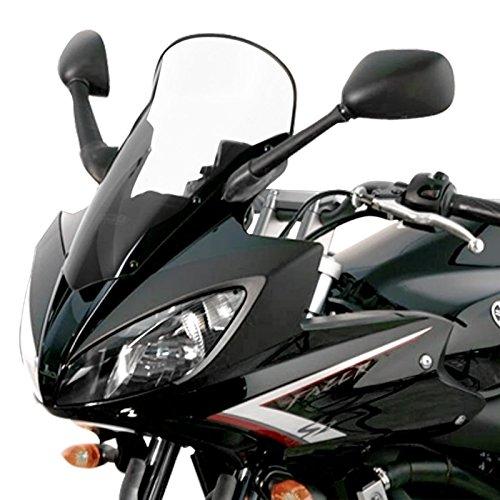 Bulle HP MRA Yamaha FZ6 Fazer S2 07-10 clair