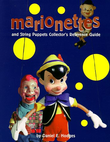 Marionettes & String Puppets Collector's Reference for sale  Delivered anywhere in USA