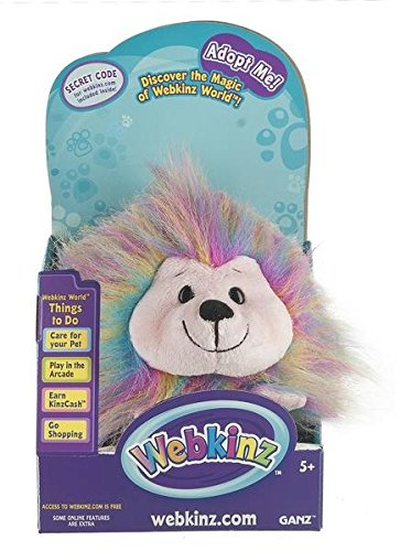 (Webkinz Rainbow Hedgehog in Box)