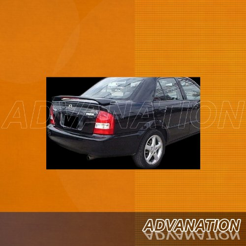 Mazda Protege 99-03 ABS Trunk Rear Wing Spoiler Unpainted Primer