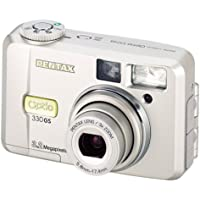 Pentax Optio 330GS 3MP Digital Camera with 3x Optical Zoom Basic Facts Review Image