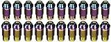 Wheelmate 32906N Muteki SR48 Open End Lug Nut, Neon, 12 x 1.50, 48mm