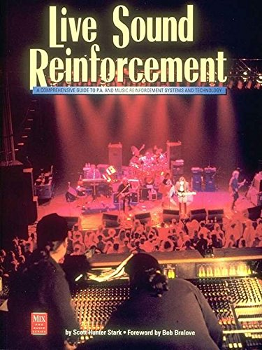 Live Sound Reinforcement (Mix Pro Audio - Audio Mix Pro Series