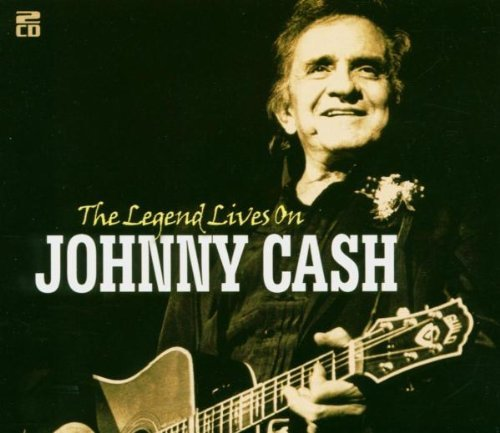 Johnny Cash - The Legend Lives On By Johnny Cash - Zortam Music