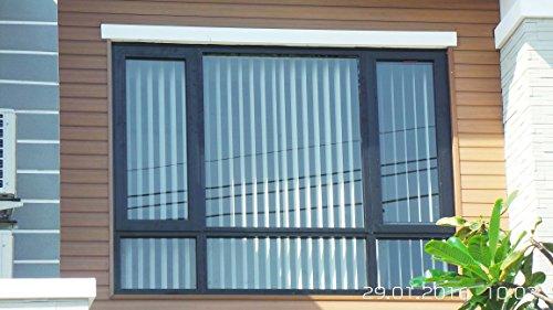 Aluminum Casement Window by REC Aluminum