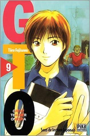 Télécharger en ligne GTO (Great Teacher Onizuka), tome 9 epub pdf