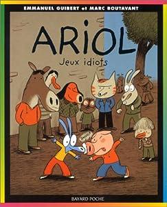 """Afficher """"Ariol n° 2 Jeux idiots"""""""